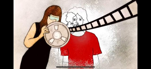 「ヌーベルバーグの夜に」 MUSIC VIDEO